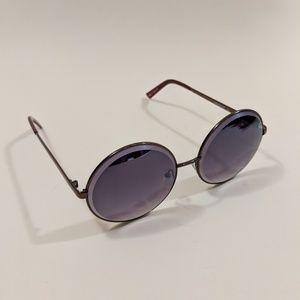 Quay Australia Accessories - Quay Australia Chelsea Girl Round Sunglasses
